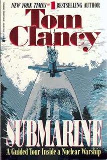 <i>Submarine</i> (Clancy book) non-fiction book