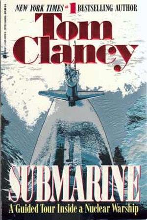 Submarine (book) - First edition (publ. Berkley Books)