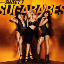 Sugababes - Sweet 7 (Official Album Cover).png