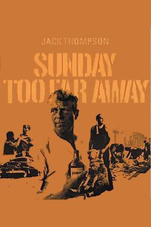 Sunday Too Far Away - DVD Cover