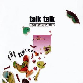 History Revisited - Image: Talk Talk History Revisited cover