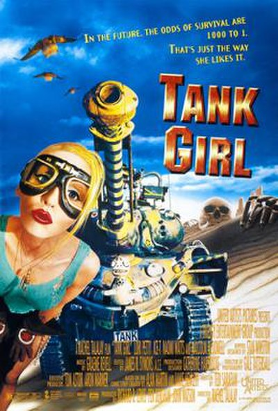 Picture of a movie: Tank Girl