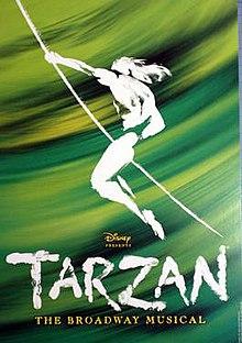 Tarzan Musical Wikipedia