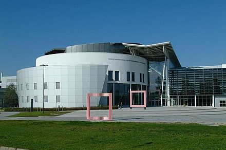 TU Munich's Garching Campus