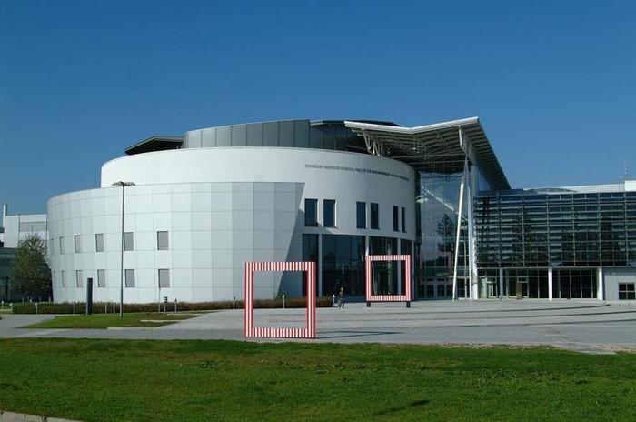 Tech Univ Munich, Location Garching