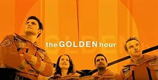 <i>The Golden Hour</i> (TV series) television series