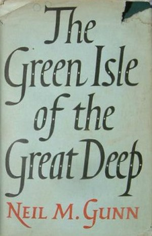 The Green Isle of the Great Deep - First edition