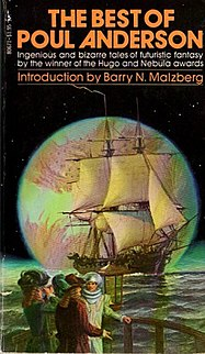 <i>The Best of Poul Anderson</i> book by Poul Anderson