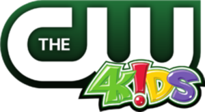 Toonzai - The CW4Kids logo used exclusively from May 24, 2008 to August 7, 2010. The logo was still being used as a sub-brand to the Toonzai name until August 18, 2012.