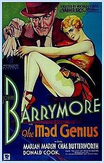 <i>The Mad Genius</i> 1931 film