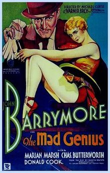 The Mad Genius 1931 Poster.jpg