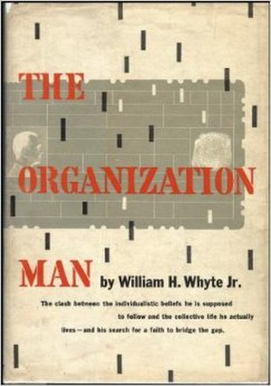 The Organization Man - Cover of the first edition