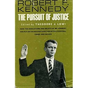 The Pursuit of Justice - Image: The Pursuit of Justice by Robert Kennedy