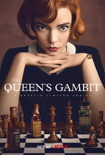 <i>The Queens Gambit</i> (miniseries) 2020 American streaming television miniseries