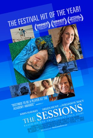 The Sessions (film) - Theatrical release poster
