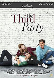 <i>The Third Party</i> 2016 film