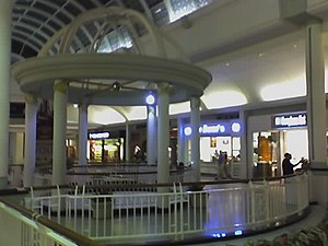 Inside of Towson Town Center