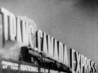 <i>Trans-Canada Express</i> 1943 film by Stanley Hawes