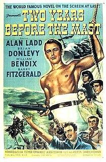 <i>Two Years Before the Mast</i> (film) 1946 film by John Farrow