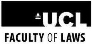 UCL Faculty of Laws - Image: UCL Faculty of Laws logo