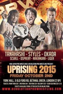 RPW/NJPW Uprising 2015 - Wikipedia