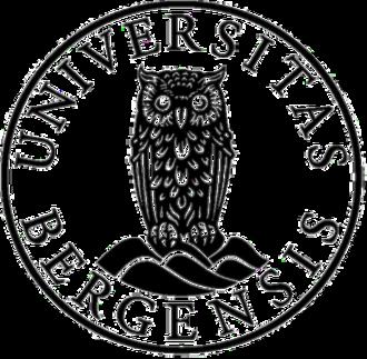 University of Bergen - Seal of the University of Bergen