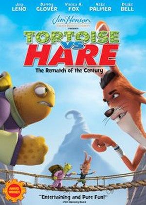 Unstable Fables - Image: Unstable Fables Tortoise vs Hare
