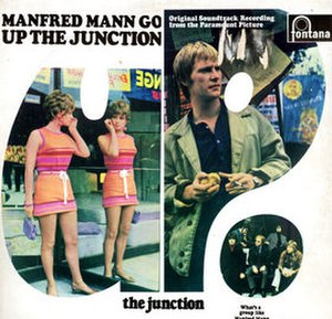 Up the Junction (soundtrack) - Image: Up the Junction (soundtrack)