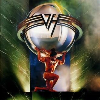 5150 (album) - Image: Van Halen 5150 fcover