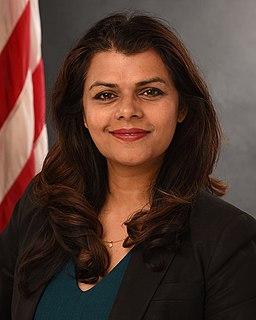 Vanila Singh Former HHS official