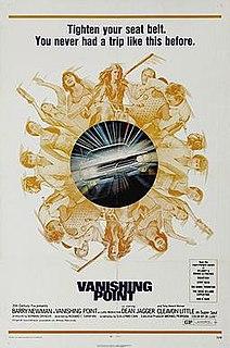 <i>Vanishing Point</i> (1971 film) 1971 film directed by Richard C. Sarafian