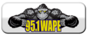 WAPE-FM - Image: WAPE FM logo