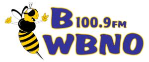 WBNO-FM - Image: WBNO FM logo