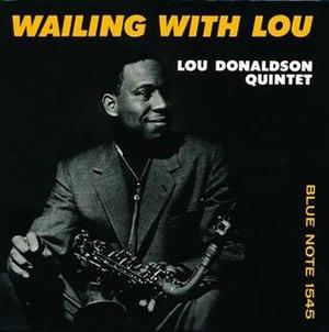 Wailing With Lou - Image: Wailing with Lou