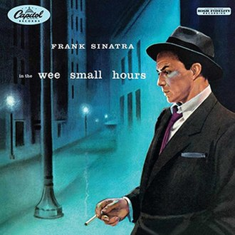 In the Wee Small Hours - Image: Wee small hours album cover high definition