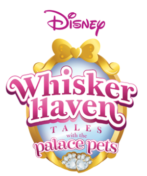 Whisker Haven - Image: Whisker Haven Tales with the Palace Pets logo