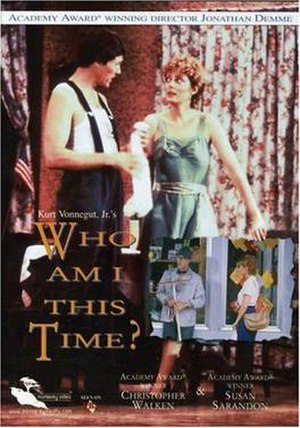 Who Am I This Time? (film) - Image: Who Am I This Time? DVD Cover