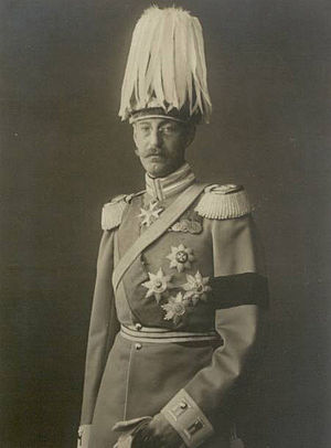 Kingdom of Lithuania (1918) - Duke Wilhelm of Urach became Mindaugas II, named after the former Lithuanian king Mindaugas.