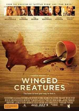 Winged Creatures (film) - Theatrical release poster