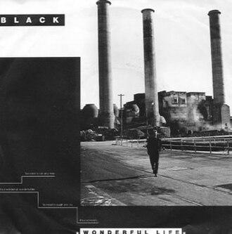 Wonderful Life (Black song) - Image: Wonderful life (cover)