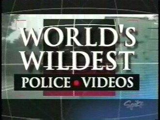 World's Wildest Police Videos - Image: World's Wildest Police Videos