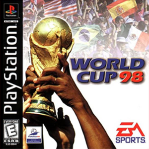 World Cup 98 (video game) - Image: World Cup 98 Coverart