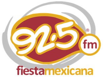 "XHGX-FM - Logo used as ""Fiesta Mexicana"" in the early 2010s"