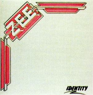 Identity (Zee album) - Image: Zee identity