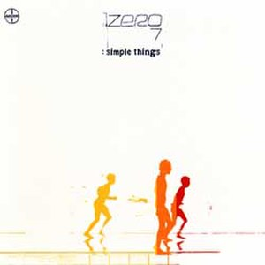 Simple Things (Zero 7 album) - Image: Zero 7 Simple Things Album Cover (front)