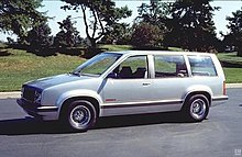 chevrolet nomad wikipedia Chevy Nomad Wagon the 1979 chevrolet nomad ii concept car