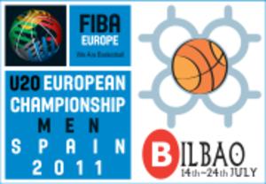 2011 FIBA Europe Under-20 Championship - Image: 2011 FIBA Europe U20 Championship
