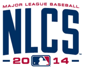 2014 National League Championship Series - Image: 2014NLCSlogo