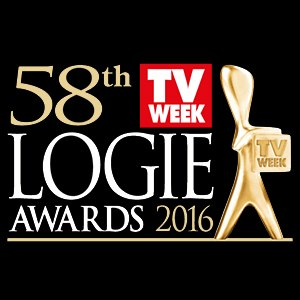 Logie Awards of 2016 - Image: 2016 Logie Awards logo