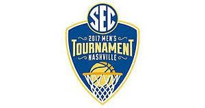 2017 SEC Men's Basketball Tournament - Image: 2017 SEC Men's Basketball Tournament
